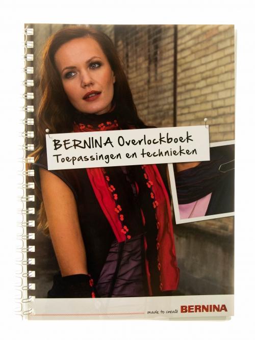 Bernina Overlock Buch