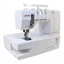 Janome Cover Pro 2000 CPX Coverlockmaschine Qualität und Komfort