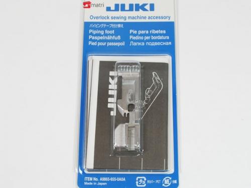 Paspelfuß 17141 für Juki overlockers
