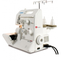 Juki Overlock MO-644D Technologie und Perfektion