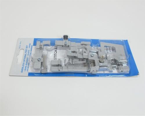 Matri 5 Nähfüße set für Lockmaschinen