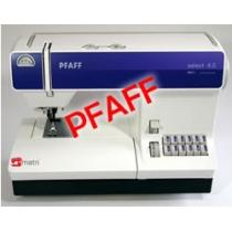 Die komfortable Nähmaschine; Pfaff select 4.0