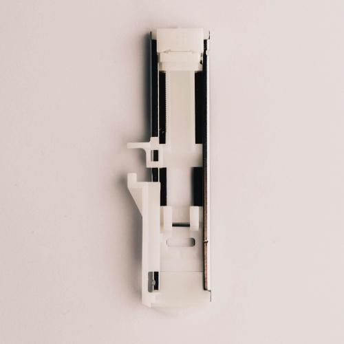 Knopflochfuß (1-Stufen) Metall