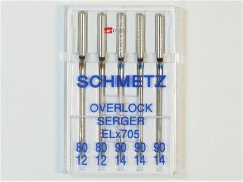 Schmetz Nadeln EL x  705 - 80-90