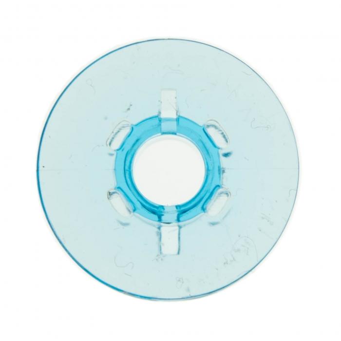 Spulenkapsel 6 mm mit Umlaufgreifer 6 Metallspulen für Pfaff Nähmaschinen 1221